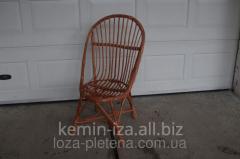 """Плетеное кресло""""Ракушка"""", кресла"""