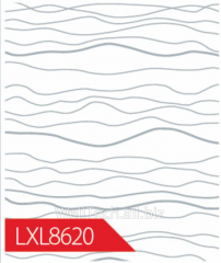 Ceiling plate of LXL8620