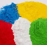 Thermoreactive horoshorastekayemy epoxy-polyester