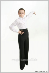Dancing trousers for boys