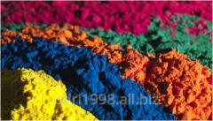 Thermoreactive polyurethane powder PU37 pain