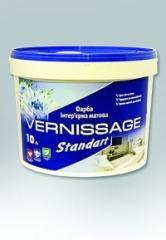 Фарба акрилова VERNISSAGE Standart ( 10 л)