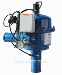 Автоматические самопромывающийся фильтра YAMIT E.L.I. с гидравлическим приводом