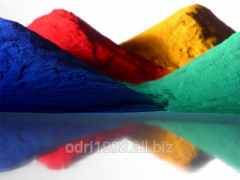 Термореактивная порошковая краска Серия РЕ21
