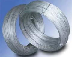 Wire galvanized f 1,6 mm