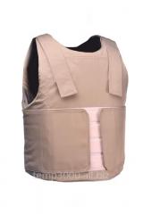 "Bullet-proof vest ""Bodyguard And"
