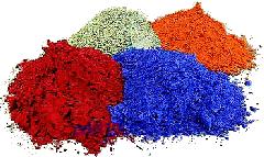 Thermoreactive polyurethane powder paint PU37