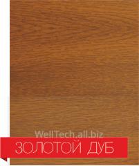 Window sill color - a gold oak - 100 mm