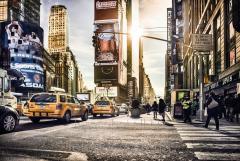 "Фотообои ""Times Square"" 248х368"