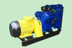 Piston air compressor 4VU1-5/9
