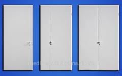 Дверь медицинская  для стерильных помещений 01
