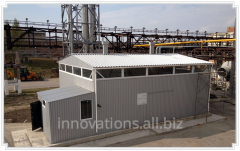 Innovation: Installation for recovery of heat of