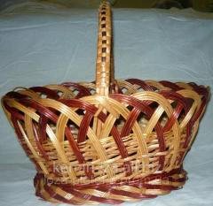 "Easter basket ""Fashionable"","