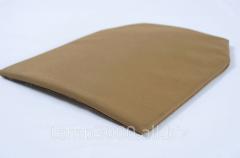 Ceramic-metal broneplastina