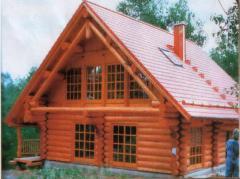 Деревянный дом СД-26