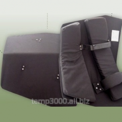Board bullet-proof BZS-75-1