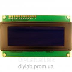LCD display 20x4 HD44780