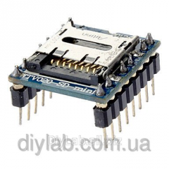 The module of an aud_ople¾r for Arduino AVR PIC