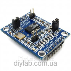 DDS generator signal_v 0-40 MHz of AD9850