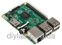 Raspberry Pi 2 Model B (900 MHz Quad Core, 1GB