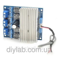 Stereo p_dsilyuvach to the class D 2kh50vt TDA7492