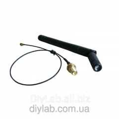 WIFI 2.4GHz antenna +3dBi z _nterfeysny cable