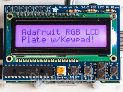 Z I klav_aturoit the RGB LCD screen 16x2 for