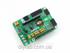 Payment rozshirennya for Raspberry Pi DVK512