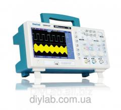 Hantek DSO5102P oscillograph (100MHz, 1Gsps,