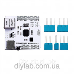 Ethernet Shield for Arduin
