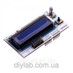 LCD Key Shield for Arduin