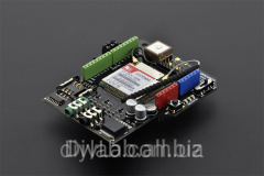 GPS/GPRS/GSM Shield V3.0 for Arduino DFRob