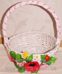 "The easter basket ""Flower"
