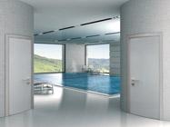 Дверь межкомнатная для помещении с бассейном