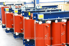 Transformer Cast Resin Dry TSL