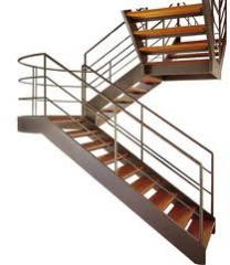 Лестницы из нержавеющей стали