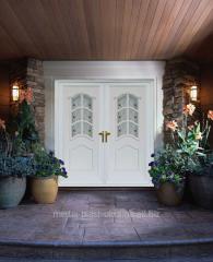 Door for a terassa