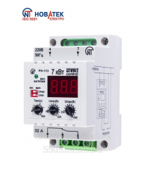 The relay RN-113 voltage
