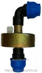 Оголовок для скважины Ø 110 мм