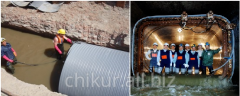Trenchless rehabilitation of pipelines