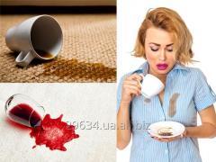 Средство для чистки ковровых покрытий