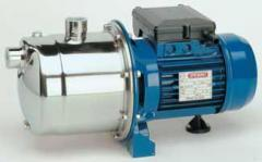 The superficial self-soaking-up centrifugal pump