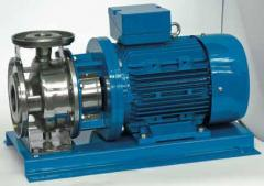 The monoblock centrifugal electric pump from