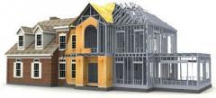Быстровозводимое каркасное строительство зданий