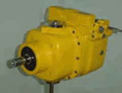 Hydraulic pumps adjustable one-line 311.112. M. A