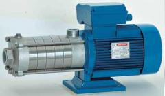 Superficial centrifugal multistage pump SPERONI