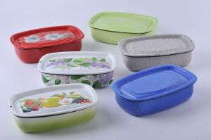 The ware enameled - the Tray