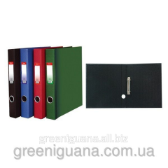 Folder segregator 2K SK-491 A4 of 4 cm blue