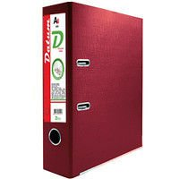 Folder segregator red 2K SK-493 A4 of 4 cm