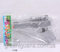 Pistolet-treshchetka in a package 17 of cm 910A